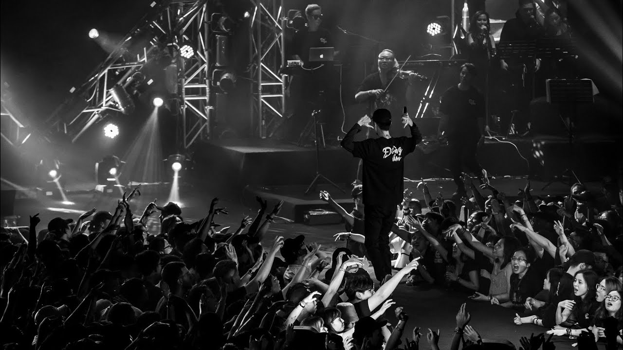 [Live] Đen - Cảm ơn @ Show của Đen