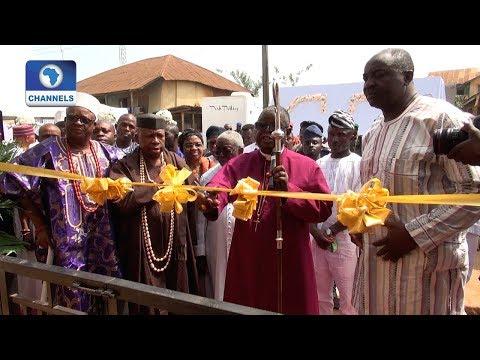 Fajemirokun Unveils New Family Structure In Osun State |Metrofile|