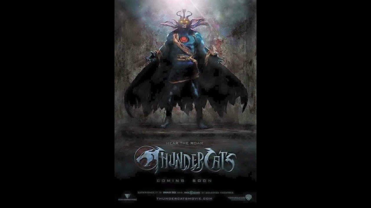 thundercats o filme