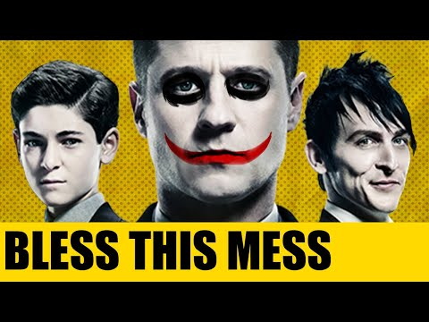 The Dumbest Things About Gotham