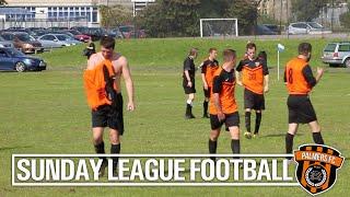 Sunday League Football - REALITY CHECK