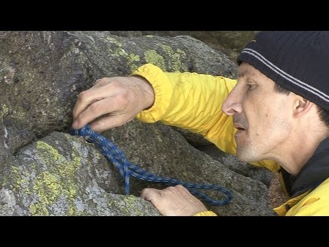Czech Trad Climbing - 150 Feet With No Metal Pro