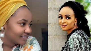 Hadiza Gabon ta fara saduda ta maidowa da Amina Amal wayar ta da shafinta na instagram
