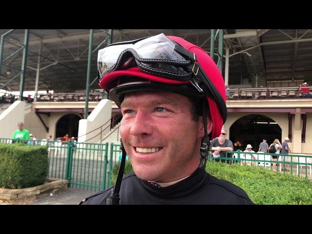 TwinSpires Ellis Park Juvenile: Rowdy Yates rolls to victory