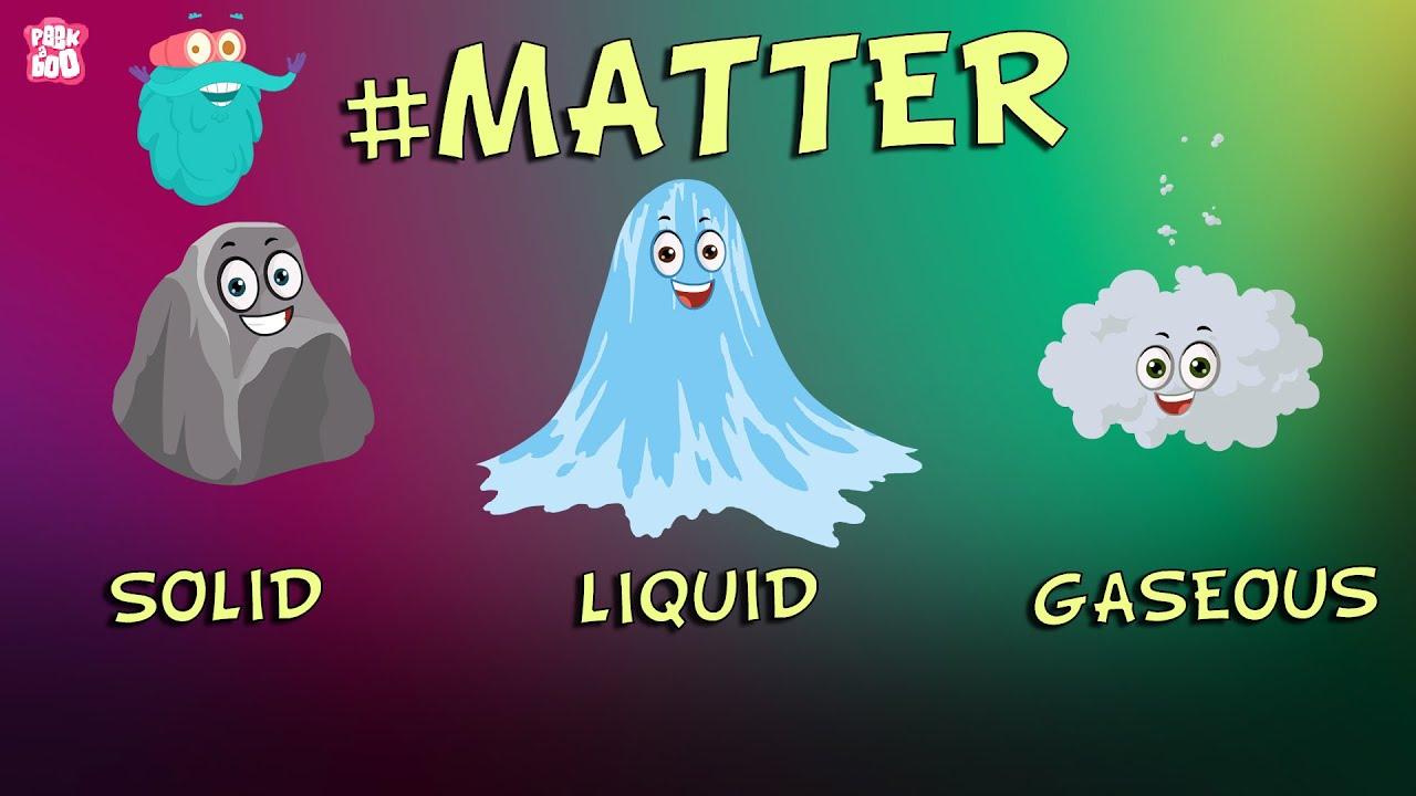 What Is Matter? - The Dr  Binocs Show | Best Learning Videos For Kids |  Peekaboo Kidz