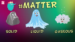 What Is Matter? - The Dr. Binocs Show | Best Learning Videos For Kids | Peekaboo Kidz Video