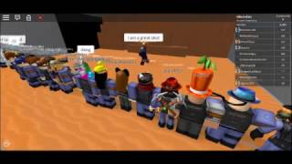 Roblox Innovation Security Training Facility - Part 1