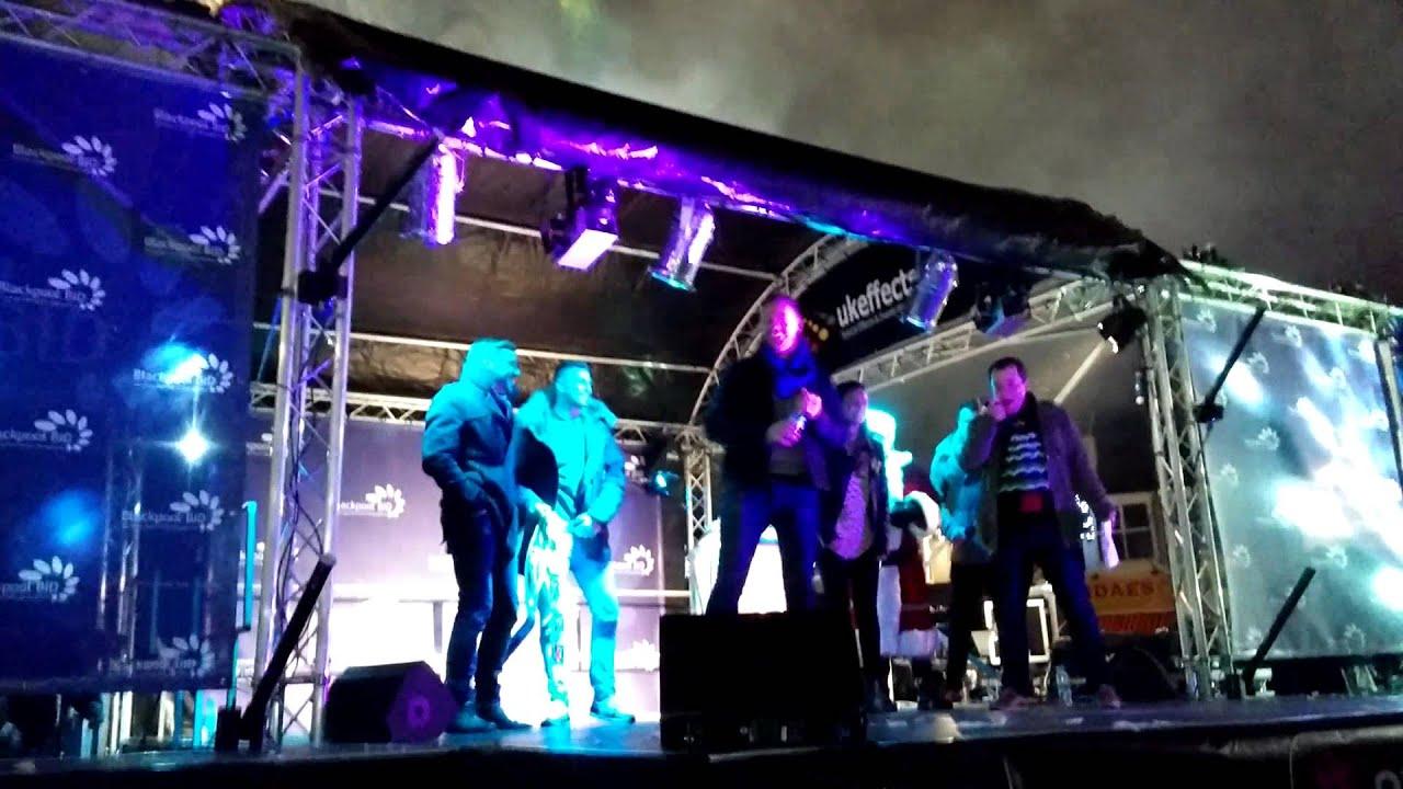 Blackpool Christmas Light Switch On 2013 - YouTube