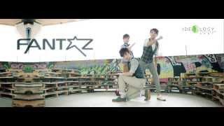 FANTAZ - HAPPY [Official Music Video]