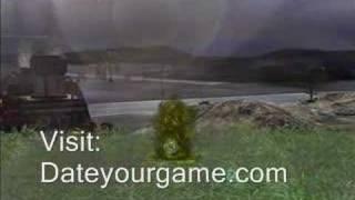 Universe at War Earth assault Demo Gameplay