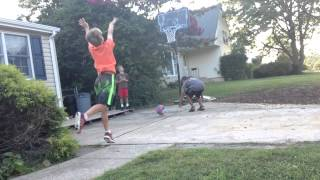 Knockout Stereotypes(dude perfect parody) RAGE MONSTER