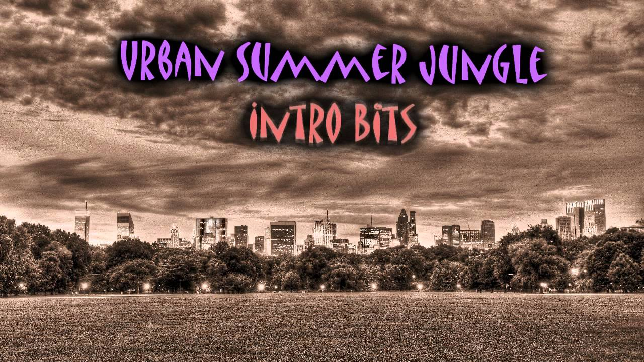 Royalty Free Music #232-i (Urban Summer Jungle Intro Bits ...