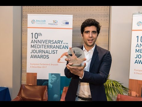 Jaafar Abdul-Karim: Winner of Med JA 2017 - Radio and TV Category