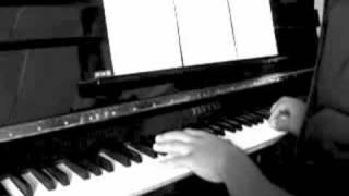 Hear our prayer - Tsubasa Chronicles piano