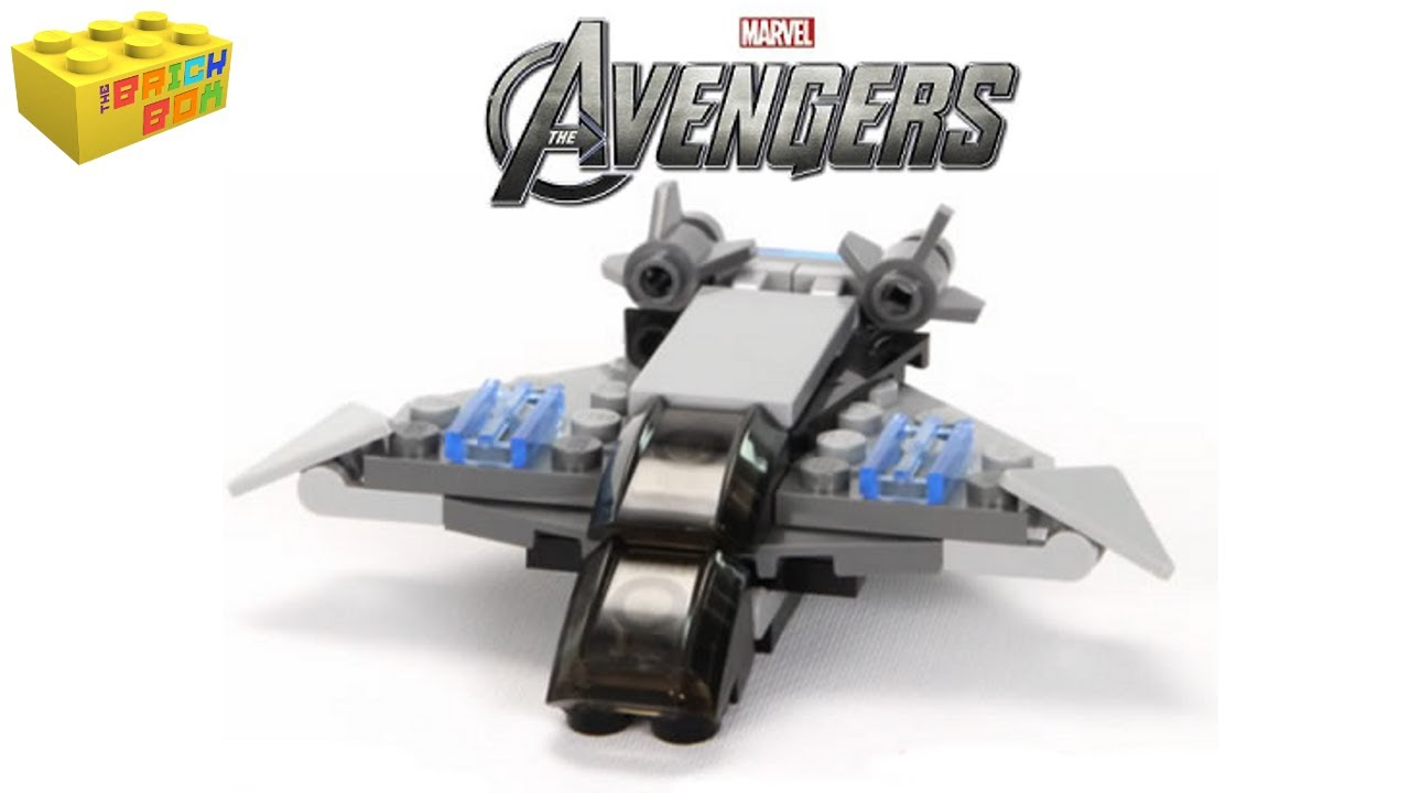 Aliexpress.com : Buy The Avengers Quinjet Chase Iron Man