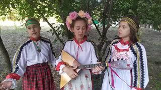"""Голубеня ансамбль народной песни """"Отрадушка"""""""