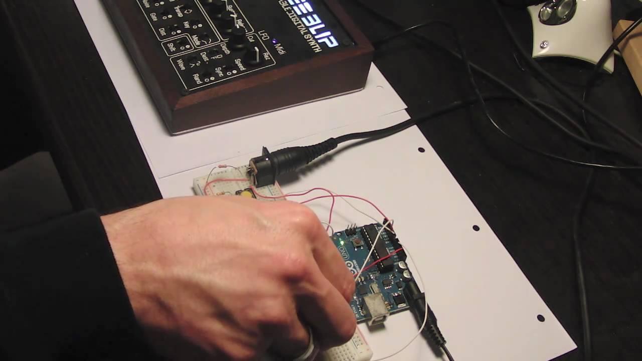 Great First Arduino MIDI Step Sequencer + MeeBlip, More Arduino