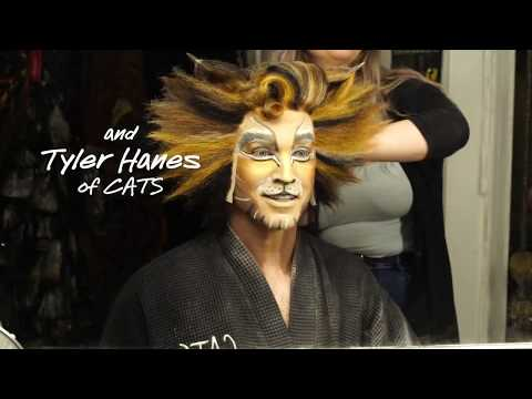 Cats Broadway Makeup Removal with Kiehl's | Tyler Hanes