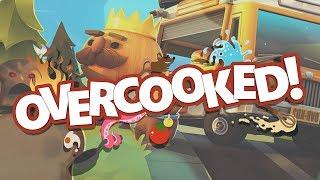Overcooked #16: Merry Christmas  w/ Madzia, GamerSpace