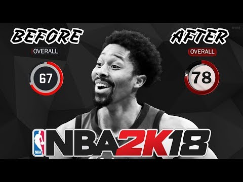 5 Most Improved Players Of 2017 According To NBA 2K18