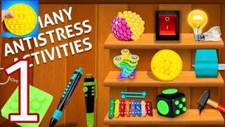 Fidget Cube 3d Antistress toys calming-game-Gameplay Prince AKG Gameplay screenshot 3