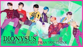 BTS DIONYSUS Lyrics + Meaning Explained: Dionysus is more important than you think (COMEBACK THEORY)