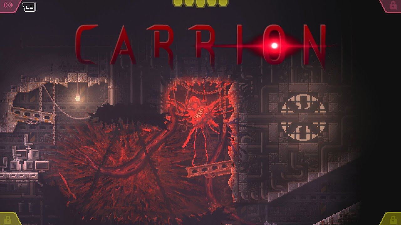 Carrion Pc Early Look Youtube