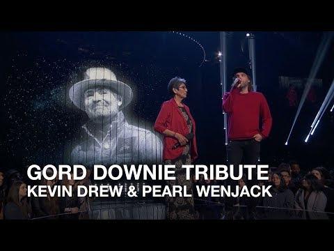 Full Gord Downie Tribute | Kevin Drew, Pearl Wenjack, Dallas Green, Sarah Harmer