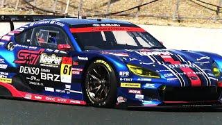 SUBARU BRZ GT300 2021 SUPER GT 第1戦 岡山国際サーキット