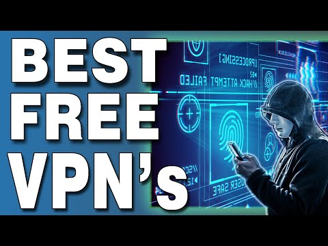 100% FREE VPN APPS  |  Firestick & Android Devices