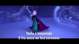 """Já Passou - Lyrics/Letra (European Portuguese """"Let It Go"""")"""