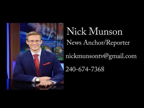 Nick Munson, Anchor Reel