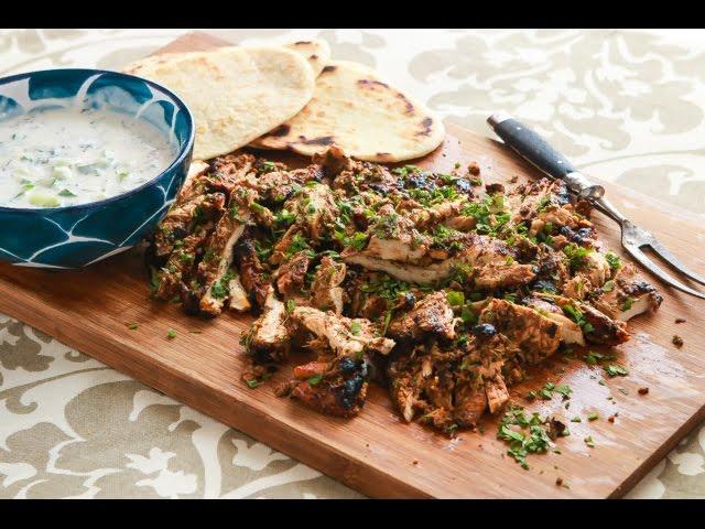 وصفة سريعة - أسرع وأسهل طريقة لعمل الشاورما التركي