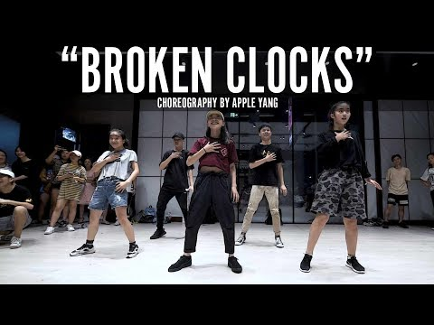 "SZA ""Broken Clocks"" Choreography By Apple Yang"