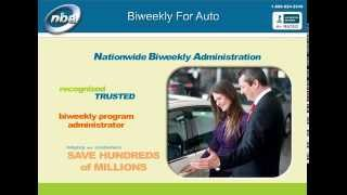 Biweekly Payment Program for Car Loans