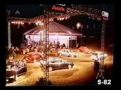 PROPAGANDA COMERCIAL AUDI A MAGAZINE REDE MANCHETE ALFA ROMEO AUDI A3 A4 MERCEDES BENZ 1998