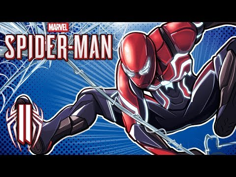 SPIDER-MAN PS4 - VELOCITY SUIT & HELPING MILES MORALES!  (Walkthrough Gameplay) Ep. 11