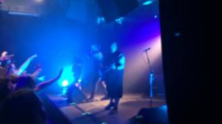Fear Factory - A Therapy For Pain Live @ Meet Factory, Prague 30/11/2015