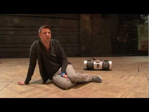 Backstage with... Damian Jackson, Resident Choreographer   Billy Elliot The Musical