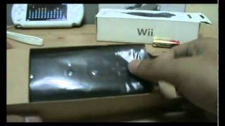 Wii Remote Plus & Nunchuk Controller Unboxing