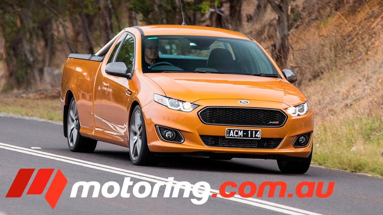 2015 ford falcon xr6 turbo ute review youtube