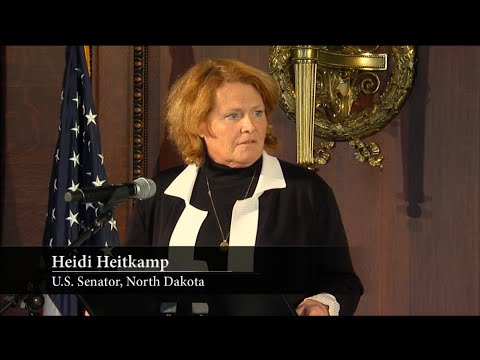 Human Trafficking Symposium featuring Senator Heidi Heitkamp