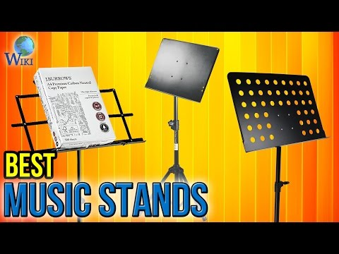 10 Best Music Stands 2017