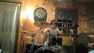 """Life Lessons Learned the Hard Way""- A Day To Remember(Drum Cover)"