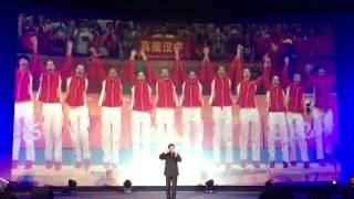 Джеки Чан поёт на Фестивали Китайского кино в Москве
