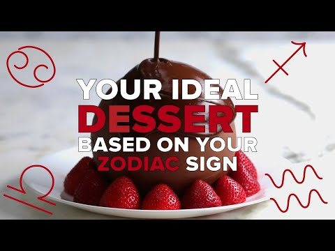 Maddox - Your Ideal Dessert Based on Zodiac Sign