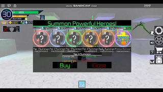Roblox Summoner Tycoon: 37k Gems Spending Spree