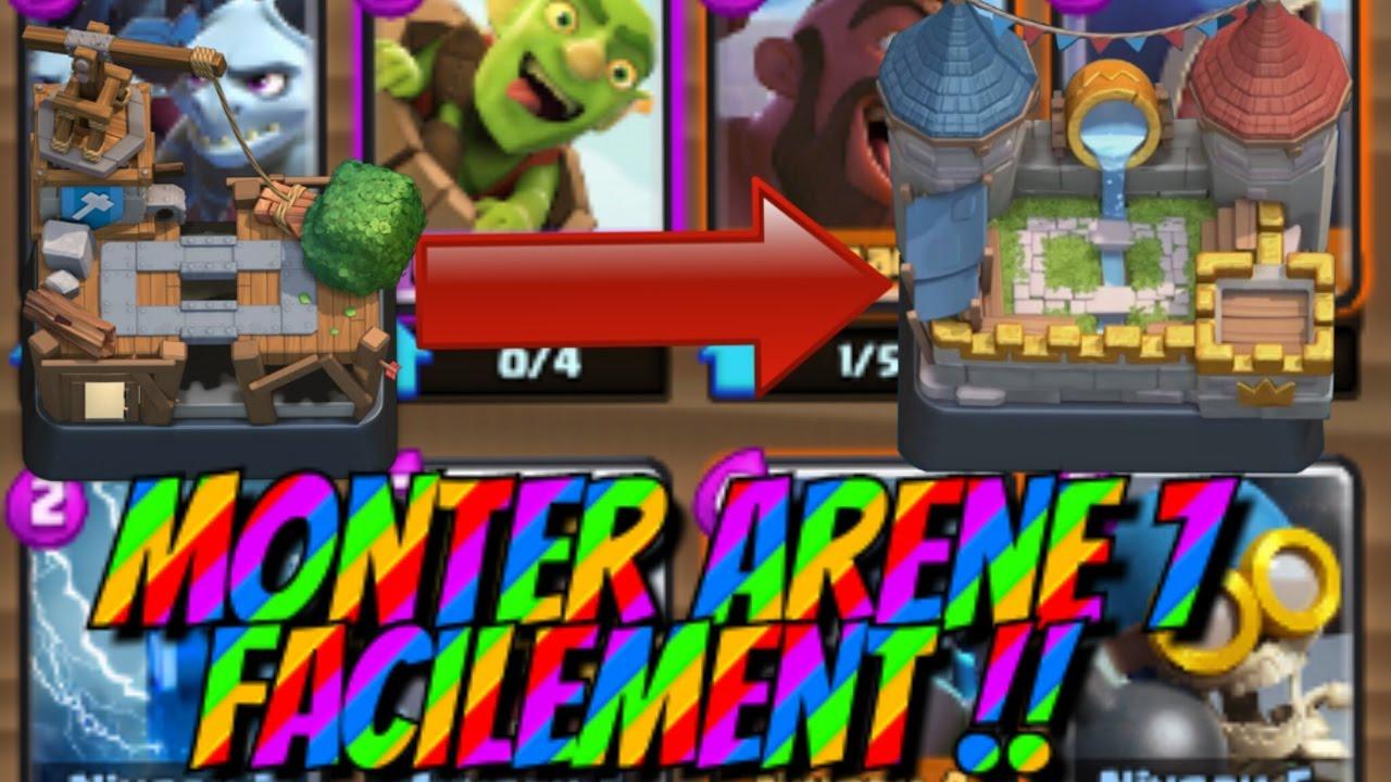 Deck pour monter arene 7 8 facilement youtube for Deck arene 7 miroir
