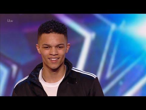 Balance - Britain's Got Talent 2016 Audition week 3