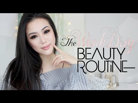 Workday Beauty Routine